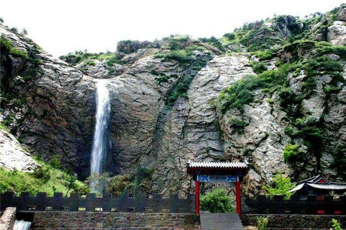 活动地点:七连山风景区